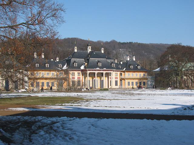 Schloss Pillnitz Bergpalais