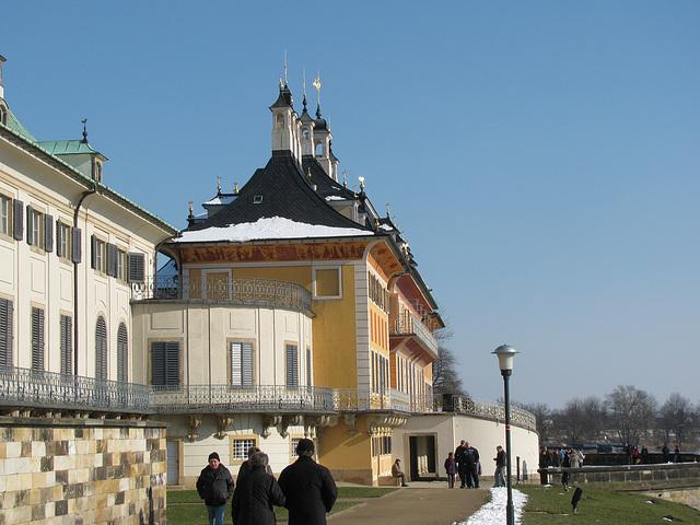Schloss Pillnitz Wasserpalais