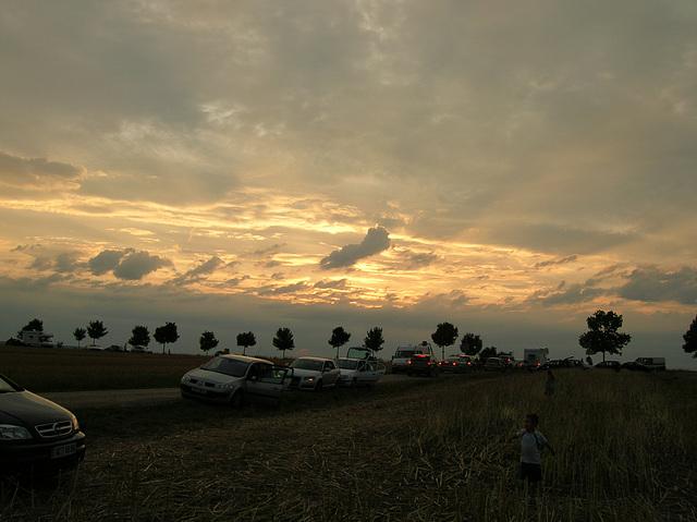 Mondial Air Ballon, ciel spécial