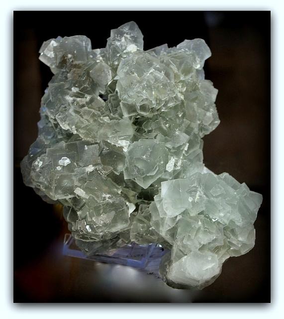 Fluorite du Yunnan