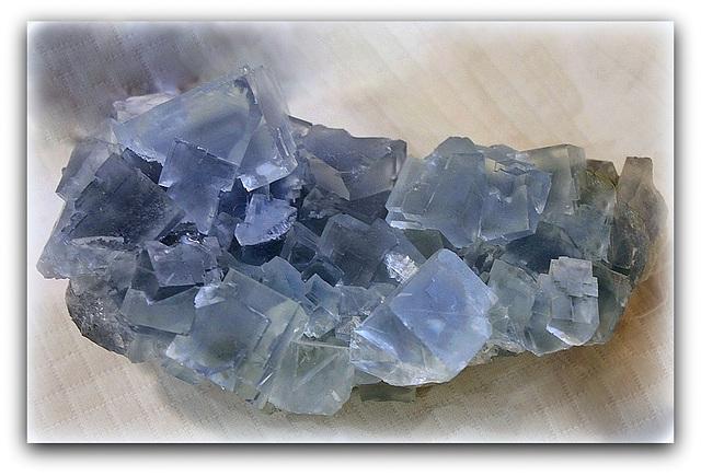 Fluorine du Beix - France