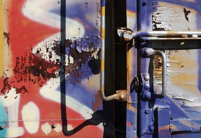 Un viejo vagón