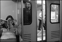 """Metro de Sydney ""- Dennis Lam"