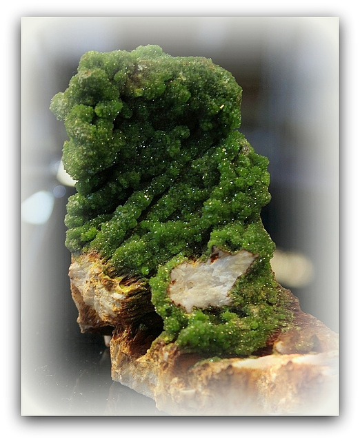 Pyromorphite - Chine - Yunnan