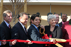 DHS Boys & Girls Club Ribboncutting (8742)