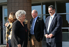 DHS Community Health & Wellness Center Ribboncutting (8724)
