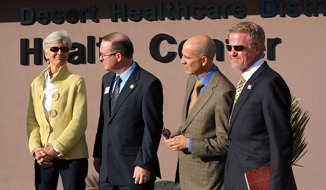 DHS Community Health & Wellness Center Ribboncutting (8727)