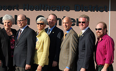 DHS Community Health & Wellness Center Ribboncutting (8730)
