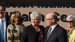 DHS Community Health & Wellness Center Ribboncutting (8732)