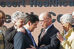 DHS Community Health & Wellness Center Ribboncutting (8733)