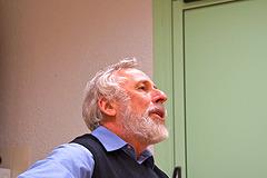 DSC00736 — Mikaelo Bronŝtein en La Roche-sur-Yon, la 12an de januaro 2013, okaze de staĝo de Espéranto-Vendée