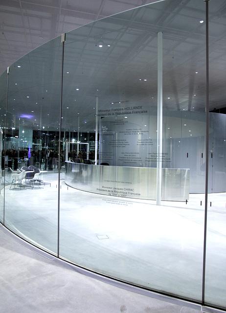 Louvre-lens inauguré