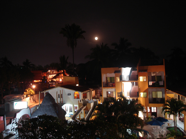 Pleine lune / Full moon / Luna llena.