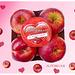 Valentine's apples