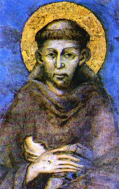 Francisko el Asizo