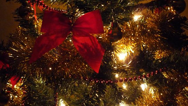 Ambiance de Noël....!