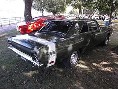 1969 Dodge Dart Swinger - 9 septembre 2012.