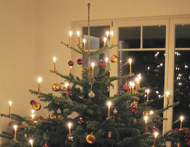 Weihnachtsbaum (Spitze)