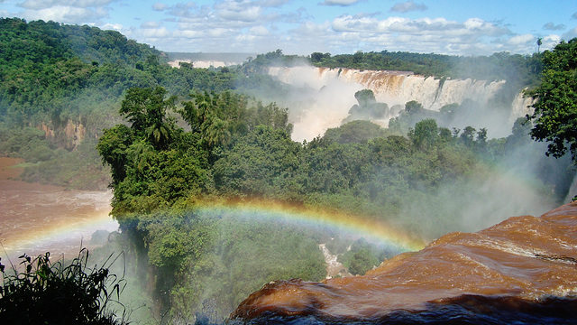Cataratas do Iguaçú