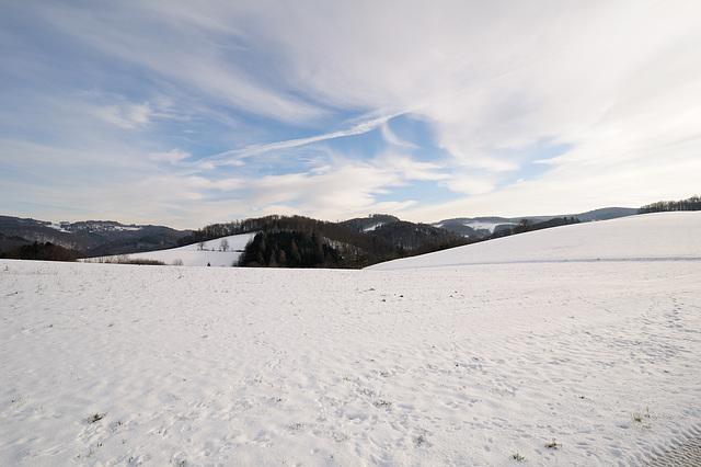 Schnee - 121213