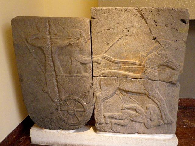 Bas-relief hittite, 2