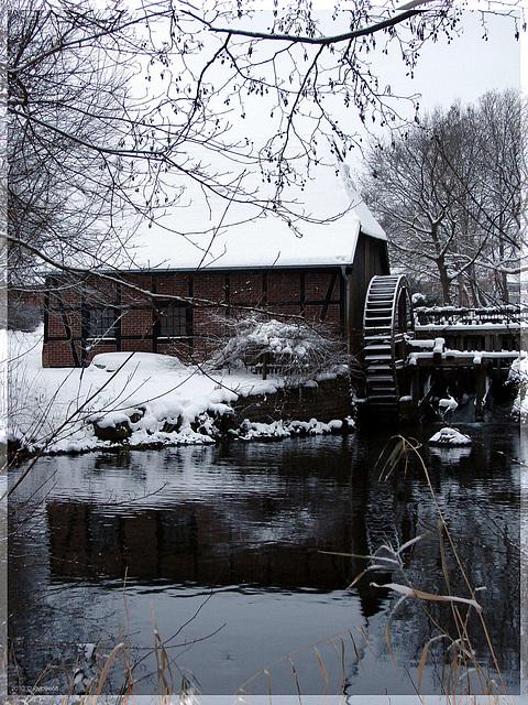 Munster - Wassermühle an der Örtze