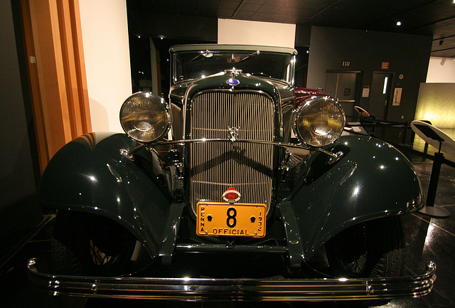 1932 Ford V8 by Pinin Farina - Petersen Automotive Museum (8063)