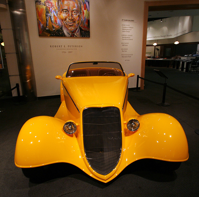 "1933 Ford ""Impact"" by Barry White - Petersen Automotive Museum (7955)"