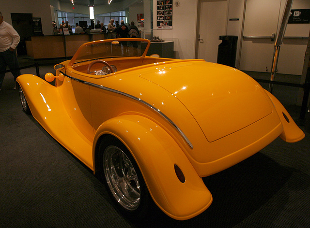 "1933 Ford ""Impact"" by Barry White - Petersen Automotive Museum (7957)"