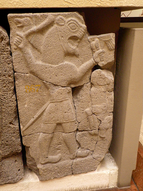 Bas-relief hittite, 5