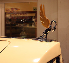 1939 Packard Super 8 Phaeton by Derham - used by Juan & Evita Peron - Petersen Automotive Museum (8009)