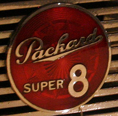 1939 Packard Super 8 Phaeton by Derham - used by Juan & Evita Peron - Petersen Automotive Museum (8015A)