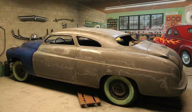 1950 Mercury Custom - Petersen Automotive Museum (8047)