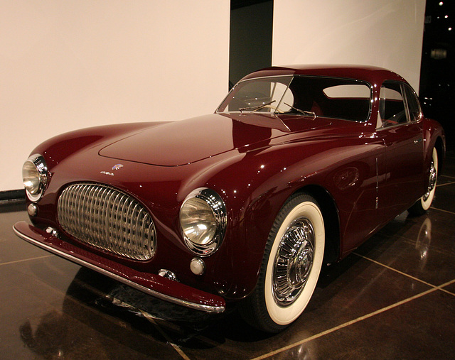 1947 Cisitalia 202 Coupe by Pinin Farina - Petersen Automotive Museum (8081)