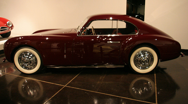 1947 Cisitalia 202 Coupe by Pinin Farina - Petersen Automotive Museum (8082)