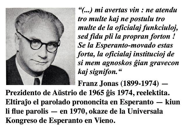 (EO) Averto de Franz Jonas