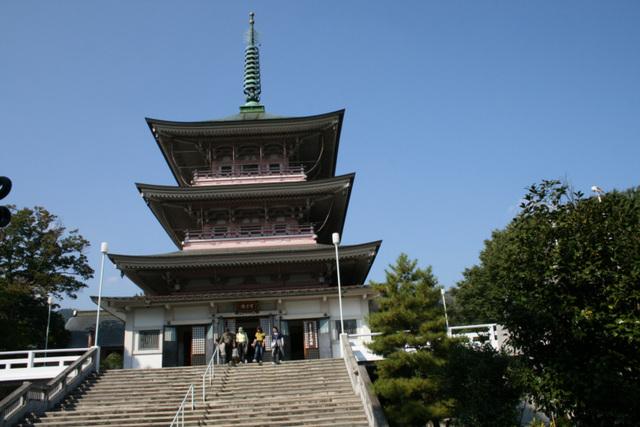 Nagano 35 Pagoda