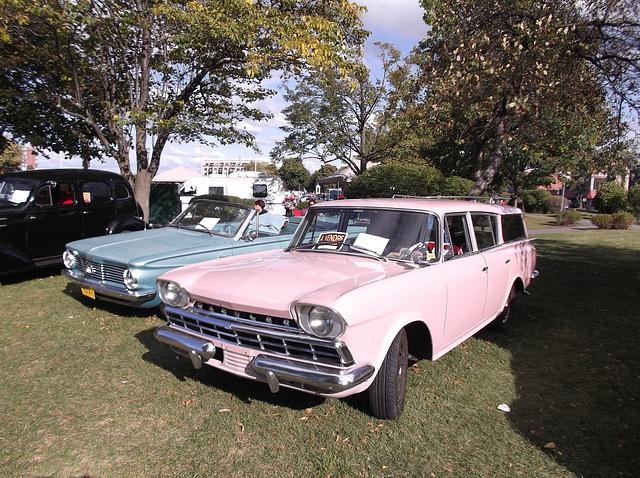 Rambler 1960 à vendre / For sale - 9 septembre 2012.