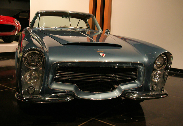 1953 Dodge Storm Z-250 by Bertone - Petersen Automotive Museum (8092)