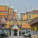 Gate to Wat Pluk Sattha