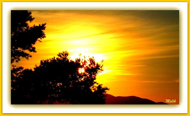 Le soleil Revient
