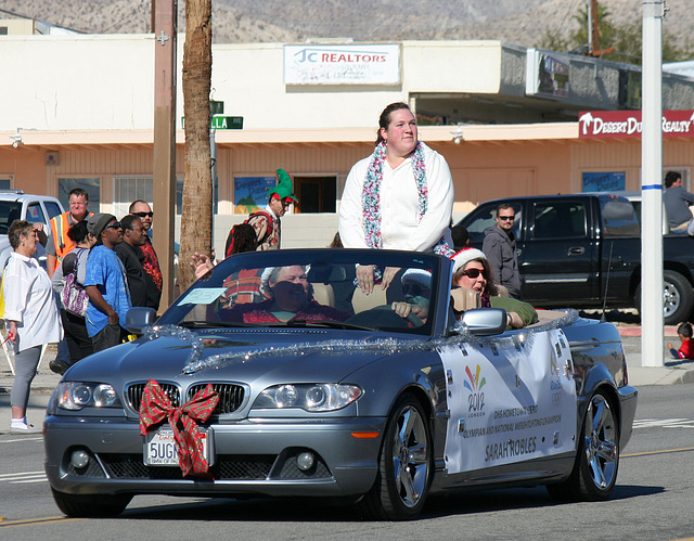DHS Holiday Parade 2012 - Sarah Robles (7721)
