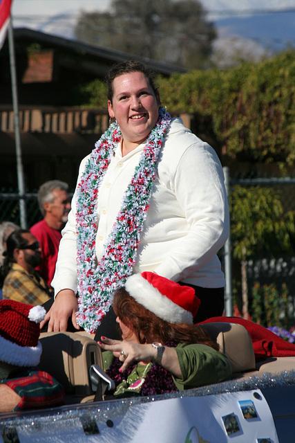 DHS Holiday Parade 2012 - Sarah Robles (7727)