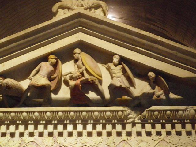 Sarcophage de Sidon : Sarcophage dit d'Alexandre