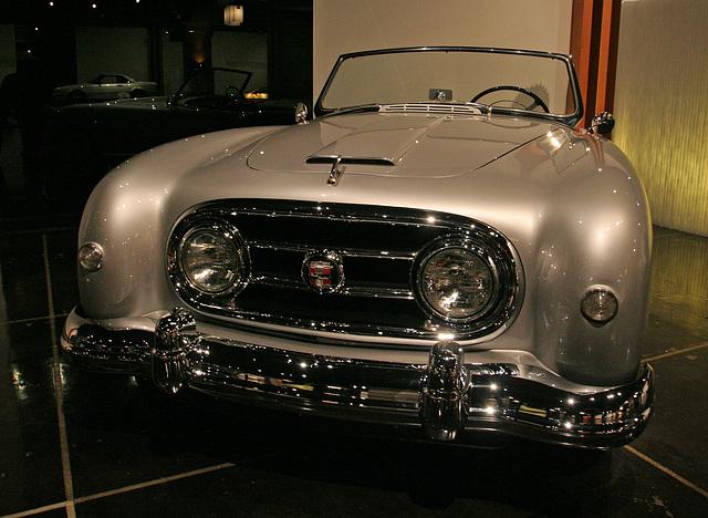 1953 Nash-Healey by Pinin Farina - Petersen Automotive Museum (8094)