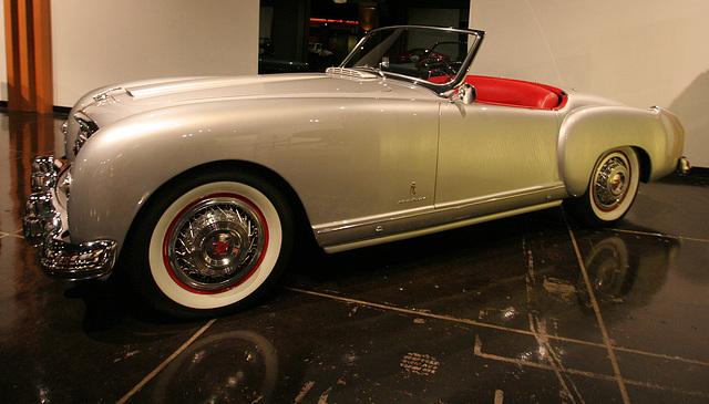 1953 Nash-Healey by Pinin Farina - Petersen Automotive Museum (8095)