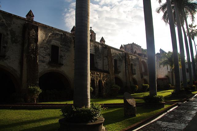 Morgensonne in der Hacienda Vista Hermosa