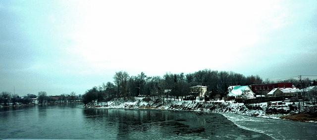 Rivière des Mille-Iles...