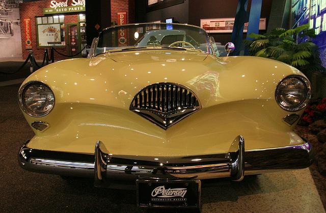 1954 Kaiser Darrin KD-161 - Petersen Automotive Museum (8045)