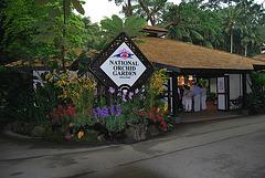 Orchid Garden à Singapour